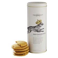 Old English Hunt Marmalade Biscuits from Fortnum & Mason| luxury retailers of biscuits| teas and pre (£6.00) - Svpply