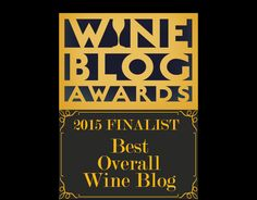 Vote For Reverse Wine Snob - Finalist for Best Overall Wine Blog