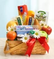 Fruit & Gourmet Basket $59.99