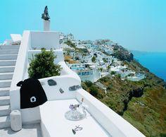 The Tsitouras Collection Hotel - Santorini, Greece (4 nights)