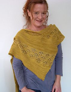 Ravelry: Mrs Jones pattern by melknits