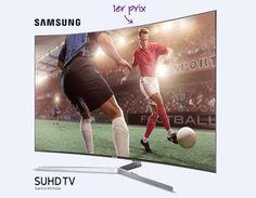 Gewinne mit upc einen Samsung 4K Curved Smart TV!  Zusätzlich gibt es im Wettbewerb ein Jahresabonnement für den Migros Fitnesspark oder ein Euro 2016 Fussball von Adidas zu gewinnen.  Nimm hier am Wettbewerbe teil: