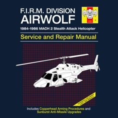 Airwolf Service and Repair Attack Helicopter, Military Helicopter, Military Aircraft, Helicopter Rotor, Airplane Drawing, Air Machine, Aircraft Design, Air Show, Classic Tv