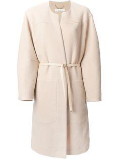Купить Chloé belted coat в Anita Hass Farfetch предлагает товар из лучших независимых бутиков со всего мира.