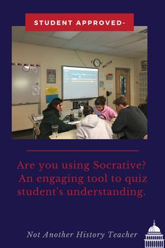 Socrative is a powerful program when implemented correctly within a classroom. The easy setup and classroom networking will appeal to the most technologically challenged teacher. Students in your class will also love the instant game-like feel of the program and the positive feedback they will receive. I whole heartily recommend this program for any classroom. #distancelearning #games