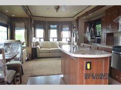 New 2014 Forest River RV Cedar Creek Cottage 40CRS Travel Trailer at Dick Gore's RV World   Jacksonville, FL   #ES211038