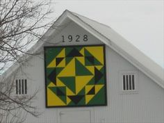 John Deere Barn Quilt - Google Search