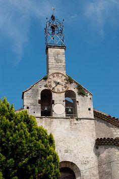 Saint Michel- l'Observatoire, Provence, France
