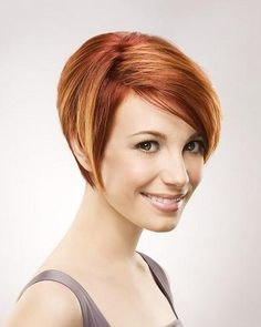 Hair Style » Short Red Hairstyle