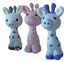 Ravelry: Giraffe pattern by Elizabeth Jayne Giraffe Pattern, Small One, Softies, Ravelry, Pattern Design, Hello Kitty, Dinosaur Stuffed Animal, Crochet Patterns, Wool