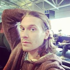 Brent Smith- Lead Singer of Shinedown. Has the most amazing voice. Just wow.