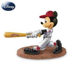 Los Angeles Angels Of Anaheim Disney All-Star Figurines