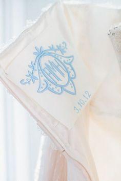Sew Blue: http://www.stylemepretty.com/little-black-book-blog/2014/04/23/20-ideas-for-your-something-blue/: