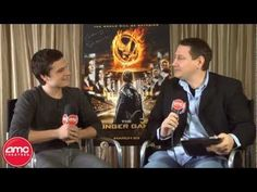 Hunger Games Star Josh Hutcherson (Peeta Mellark) Talks With AMC