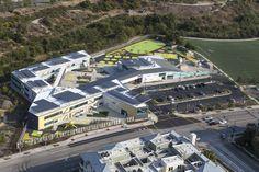 Playa Vista Elementary School, Osborn Architects, (Playa Vista, CA)