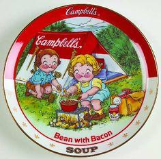 DANBURY MINT CAMPBELL SOUP KIDS at Replacements, Ltd