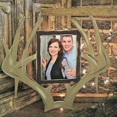 This Duck Call Picture Frame Can Hold Either A 4 X 6 Or 5 X 7