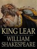 """When we are born we cry that we are come  To this great stage of fools."" - King Lear"