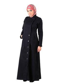 Amazon.com: Arub Abaya [Apparel] [Apparel]: Clothing