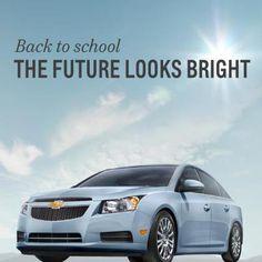 #Chevrolet #Cruze #JerrySeinerChevrolet #MP3Player #BlueTooth #UtahChevyDealer #BackToSchool