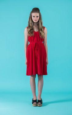 Sway Dress PDF by Papercut Patterns
