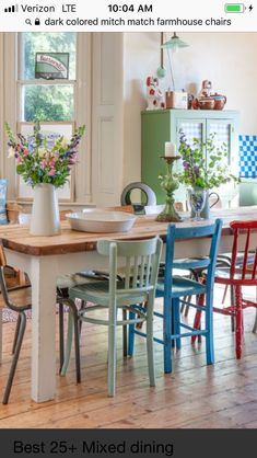 Farmhouse Chairs, Table, Furniture, Home Decor, Decoration Home, Room Decor, Tables, Home Furnishings, Desks