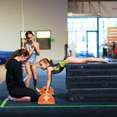 Ideas for coaches teaching recreational gymnastics | Swing Big!