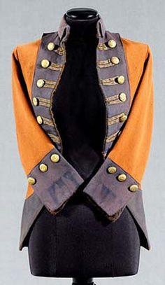 Confederate Coat, ~ Drummer Boy, South Carolina,