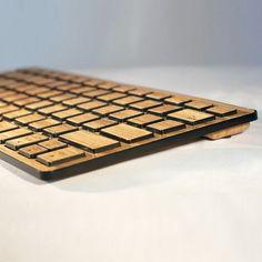 Bamboo Bluetooth Keyboard  $120