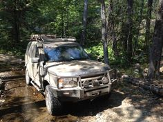 Overland Journal Project Land Rover Discovery 4 (LR4) - Expedition Portal