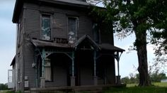 That's because the paranormal activity in this old building is simply off the charts. Since the early 1800s, records indicate a large number of owners and tenants, each one presumably fleeing due to the uneasiness they felt in this sinister house. Former residents, neighbors, and paranormal investigators all agree this farmhouse is haunted by a relentless and clever poltergeist.