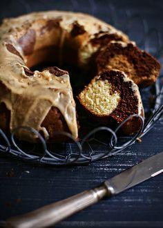 Kuglof sa kafom / Coffee Bundt Cake