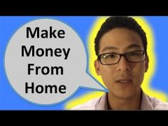 Here's How To Make Money From Home - YouTube