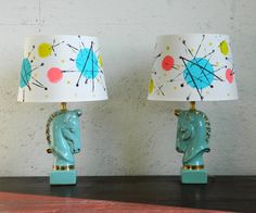 Nuclear Unicorn lamp set by ARTificialLights