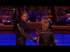 Shawn Johnson and Derek Hough - Knightrider Bhangra - Dancing with the Stars All Stars Semifinals