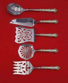 "47g Gorham Chantilly Sterling Silver Luncheon // Dinner Fork No Mono 7/"""