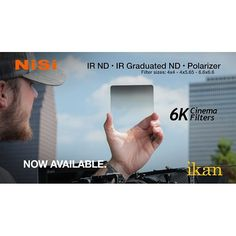 NiSi IR ND for Digital Cinema utilizes exclusive nano dual sided coating technology allowing for the best possible image when shooting raw digital cinema. We are carrying IR ND, IR Graduated ND's and Polarizer's from #NiSi. :star::star::star: #filters #ci