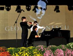 Leon Mladin - Violonist: GALLERY Piano, Photo Galleries, Concert, Gallery, Roof Rack, Pianos, Concerts