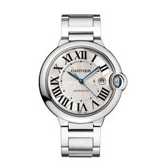 Cartier watch love the big roman face.