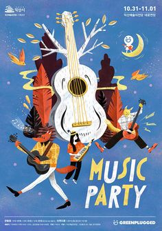 Music-party