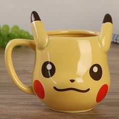 New Pikachu Mugs