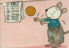 Bewegingskaart krant Preschool Yoga, Tv On The Radio, Clipart, Gymnastics, Kindergarten, Presents, Teaching, Comics, Illustration