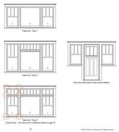 Craftsman bungalow home style exterior window door details for Craftsman style window boxes