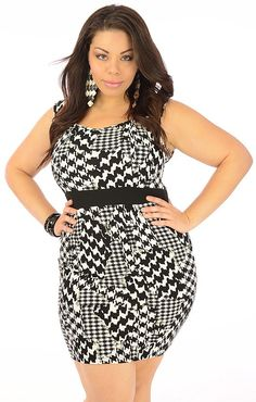 Designated (Plus)-Great Glam is the web's best sexy plus size online store clothing website for 1X 2X and 3X clothes for women and juniors.