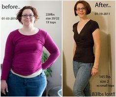 Check out the world's most effective weight loss program. :-) NO risk, and EVERYTHING to gain--except weight!