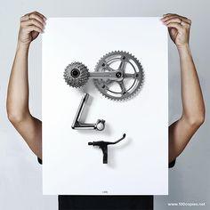 Bem Legaus!: Emoji de ciclista