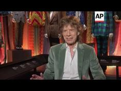 The Rolling Stones unveil NYC exhibit highlighting their five-decade long career - 15.11.2016