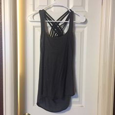 LuLu Lemon Top Great condition! No tags, I cut it out for being too itchy. Smoke and Pet free! lululemon athletica Tops Tank Tops