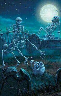 ☆ Detail Halloween Art -::- Artist Tim Jessell ☆ J Halloween Artwork, Halloween Painting, Halloween Prints, Halloween Pictures, Halloween Wallpaper, Vintage Halloween, Holidays Halloween, Happy Halloween, Halloween Decorations