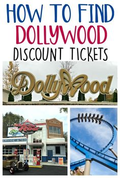 5 Tips to Find the VERY BEST Dollywood Discount Tickets - Season Passes vs. Day Tickets – Are you looking for the best deal on Dollywood Tickets for your f - Gatlinburg Vacation, Gatlinburg Tennessee, Tennessee Vacation, Florida Travel, Travel Usa, Tennessee Attractions, Pigeon Forge Tennessee, Memphis Tennessee, Vacation Deals